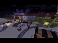 4 Découverte de la map Bikini Bottom Bob l'Eponge sur Minecraft