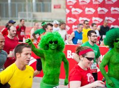 Shamrock Shuffle | Shake off winter with this 8K through Grant Park. Each participant receives a T-shirt, a medal and access to the post-race party, featuring live music and refreshments. Pinned by #CarltonInnMidway - www.carltoninnmidway.com