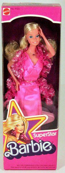1976 Mattel Superstar Barbie