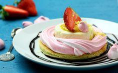 Prăjitură cu urdă și bezea — Adi Hădean Pancakes, Breakfast, Food, Atelier, Morning Coffee, Essen, Pancake, Meals, Yemek