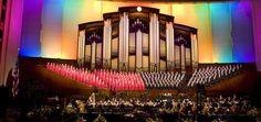 Mormon Tabernacle Choir, Katherine Jenkins share the joy of song   The Salt Lake Tribune