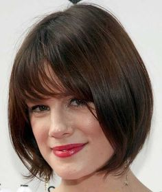 www.short-haircut.com wp-content uploads 2016 05 Dark-Brown-French-Bob.jpg