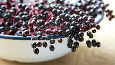 The Pros and Cons of Elderberry Elderberry Benefits, Anti Inflammatory Diet, Flu Season, Eating Raw, Colorful Garden, Low Calorie Recipes, Medicinal Plants, Natural Health, Natural Remedies
