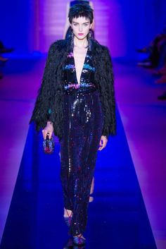 Look 32: Armani Privé Fall 2015 Couture - Collection - Gallery - Style.com