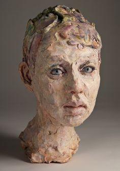 Portrait Sculpture - Debra Balchen