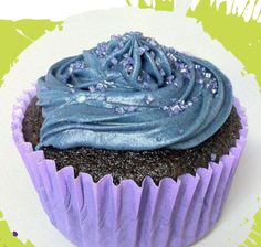 Make a yummy #bluebell #cupcake!  https://www.woodlandtrust.org.uk/naturedetectives/activities/2015/08/bluebell-cupcake-recipe/?utm_source=pinerest&utm_medium=social&utm_campaign=nd_general_september2015 #cake #baking #BakeOff #recipes #kids #NatureDetectives