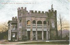 Zealandia castle Asheville NC