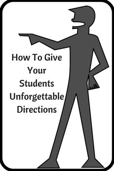Telling students exactly what you want is good teaching. It seems obvious, but if you're unable to communicate what you want from your students, then they're never going to give it to you.