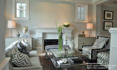 Traditional Living Design Ideas, Pictures, Remodel and Decor