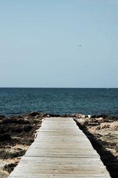 Torrevieja. Las rocas de Cabo Cervera.