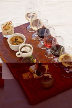 food and wine pairing in the Cape Town Winelands