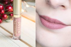 Stila Cosmetics Stay All Day Fresco Lipstick http://www.ladyjolie.com/fr/meilleur-lipsticks-stay-all-day-coffret/ #StilaCosmetics #Fresco #Lipstick