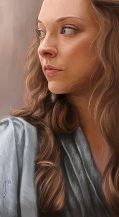 Margaery+Tyrell+by+BasiaEmilia.deviantart.com+on+@DeviantArt
