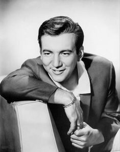 "Bobby Darin (born Walden Robert Cassotto; May 14, 1936–December 20, 1973), an American singer who performed in a range of music genres including pop, rock, jazz, folk, and country. He started as a songwriter for Connie Francis, and recorded his own first million-seller ""Splish Splash"" in 1958. This was followed by ""Dream Lover,"" ""Mack the Knife,"" and ""Beyond the Sea,"" which brought him world fame. In 1962 he won a Golden Globe for his first film Come September, co-starring his wife Sandra…"