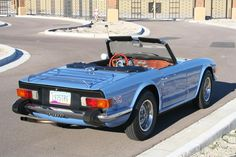 British Sports Cars, Classic Sports Cars, British Car, Convertible, Triumph Tr3, Cabriolet, Car Car, Old Cars, Dream Cars