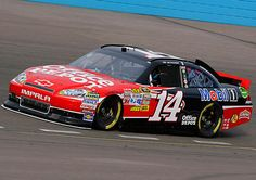 Of course! The No. 14 Office Depot/Mobil 1 Chevrolet of Tony Stewart.
