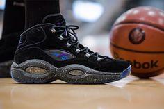 "Sneakersnstuff x Packer Shoes x Reebok Question Mid ""TOKEN38"" Preview"