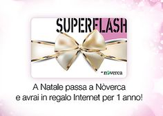 E' arrivata la promozione #superflash #natale 2012!