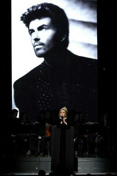 Adele did an amazing tribute. Brought tears to my eyes. Will never forget someone who changed the face of British pop music. RIP George Michael