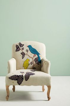 Shop the Treescape Dorrance Chair, Birds and more Anthropologie at Anthropologie today. Read customer reviews, discover product details and more.
