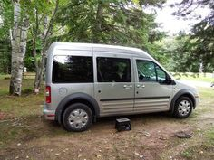I am a widow in my seventies and built this design for my Ford Transit Connect. I have taken six trips in it this summer and it has been wonderful.