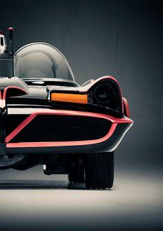 Batmobile built by George Barris