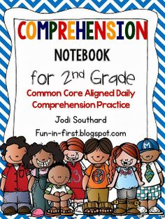 2nd Grade Comprehension Notebook