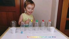 Toddler Fine Motor Activities, Oral Motor Activities, Preschool Learning Activities, Indoor Activities For Kids, Infant Activities, Community Helpers Preschool, Indoor Games For Kids, Fun Games, Pom Poms
