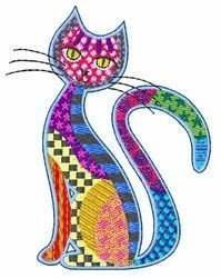 New Patchwork Animals Gatos Ideas Hungarian Embroidery, Folk Embroidery, Learn Embroidery, Embroidery For Beginners, Hand Embroidery Patterns, Embroidery Techniques, Machine Embroidery Designs, Embroidery Stitches, Crazy Patchwork