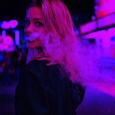 is Radio, rediscovered - Late Night Aesthetic () by Lycheequeen Night Aesthetic, Bad Girl Aesthetic, Purple Aesthetic, Aesthetic Photo, Aesthetic Pictures, Aesthetic Fashion, Neon Photography, Portrait Photography, Nature Photography