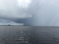 T Storm and a couple #rainbows