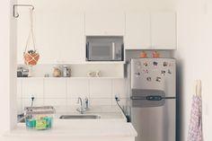 A cozinha do Apartamento56.