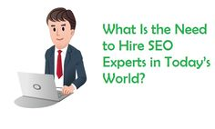 In today's modern world, to #hire #SEOexperts is an essential element to build a strong image in the market and #boost #visibility. - #SEO #seoservice