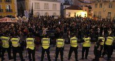 """ÚLTIMA HORA   TR de Lisboa, pela 2ª vez, dá razão ao queixoso e ordena a continuação do inquérito relativo à cedência pela RTP dos """"brutos"""" à Polícia"""