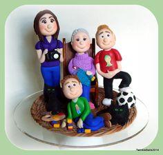 Family Ornament for Gran