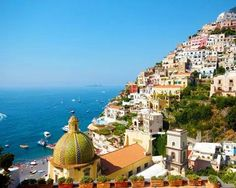 Positano. Italy