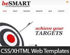 30 Fresh CSS/XHTML Web Templates Free Download