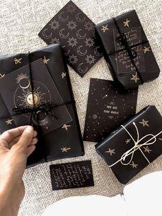 Christmas Gift Wrapping, Diy Gifts, Christmas Diy, Christmas Gifts, Creative Gift Wrapping, Creative Gifts, Wrapping Gifts, Diy Birthday, Birthday Gifts