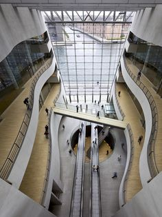 The Royal Library, Copenhagen, Denmark