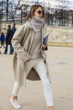 Street style at Paris fashion week autumn/winter'14/'15