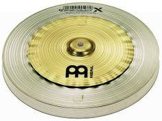 Meinl Generation X 12 Inch Safari Hi Hats by Meinl Cymbals. $164.99. Providing a multitude of sounds, the GENERATION X SAFARI HIHATS are especially designed to meet the requirements of today's Drum 'n' Bass and Jungle scene. The bottom hihat contains jingles which enhance the spectrum.Meinl's innovative and award-winning Generation X cymbals pave the way to a completely new world of revolutionary cymbals.  These cymbals have sounds which are consciously diffe...