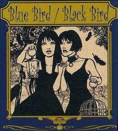 BlueBird BlackBird