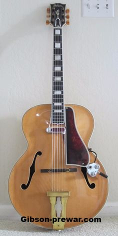 Gibson Pre-War Guitars, Kevin Mark Designs - Instrument Directory -Prewar Archtops-