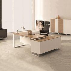 Excellent quality executive office furniture melamine wooden manager room desk