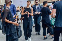男性軍團浩大出街!Tommy Ton 的2015時裝周街拍特集