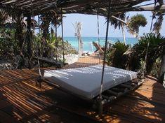 Olivia Palermo | Travel: Azulik Resort, Tulum | Olivia Palermo's Style Blog and Website