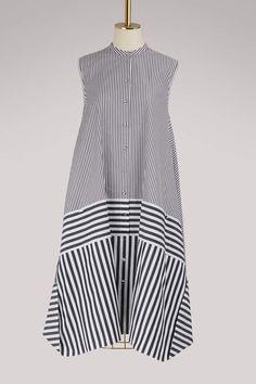 New Knitting Summer Dress Robes Ideas Simple Dresses, Casual Dresses, Summer Dresses, Linen Dresses, Cotton Dresses, Hijab Fashion, Fashion Dresses, Mens Fashion, Kurta Designs