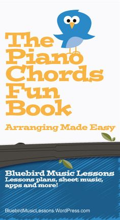 """The Piano Chords Fun Book 