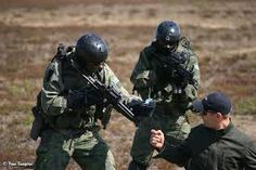 Special Forces - Special Jaeger Recon and special operations. Finnish Military