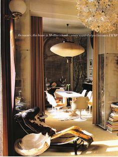 Dwellers Without Decorators: Casa Carlo Mollino DIVINO!
